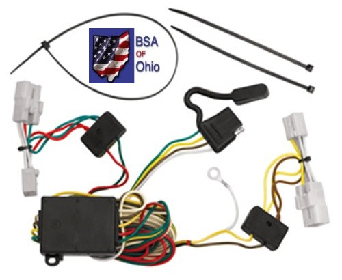 Trailer Wiring Harness For Toyota Highlander 2001 2002 2003 2004