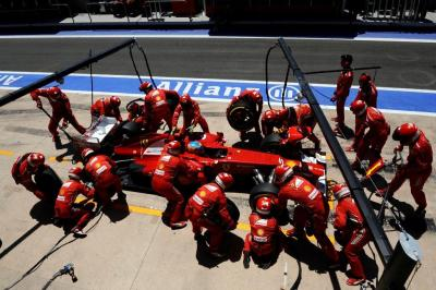 Pit Crew Needed for Formula 1 Racing: Parents Role in Boy-Led Troop