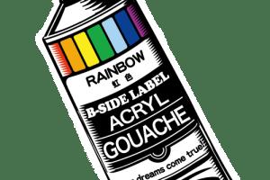 488虹色絵の具