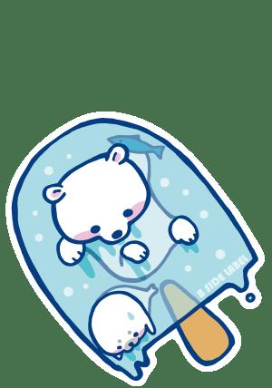M3960しろくまアイス