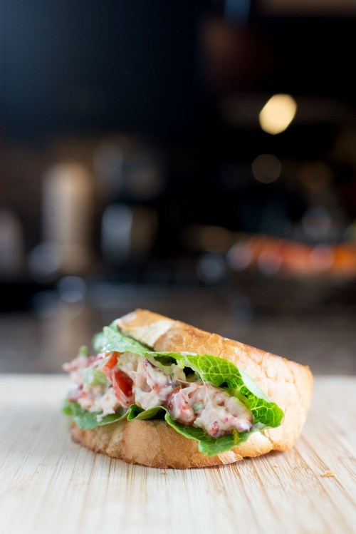 Lobster Roll | bsinthekitchen.com #lobster #sandwich #bsinthekitchen