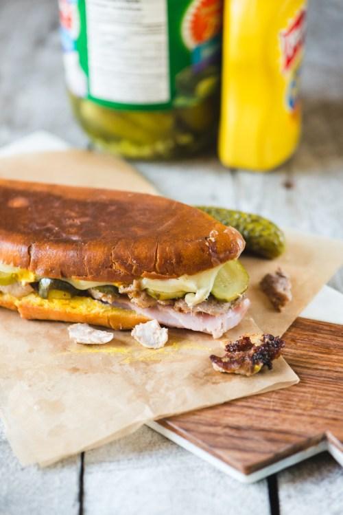 Cuban Sandwich | bsinthekitchen.com #cubansandwich #sandwich #bsinthekitchen