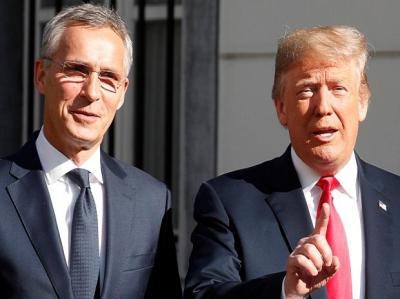 NATO summit: Donald Trump accuses Germany of being 'captive' of Russia | Business Standard News