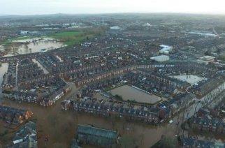 Cumbria floods, December 2015