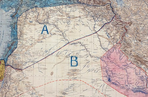 The Sykes-Picot Legacy, 100 Years On