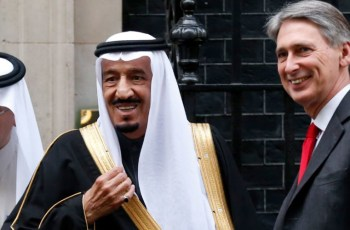 Tories try to 'bury' UKs role in the killing fields of Yemen