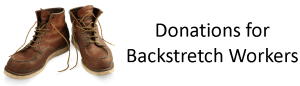 donations for backstretch