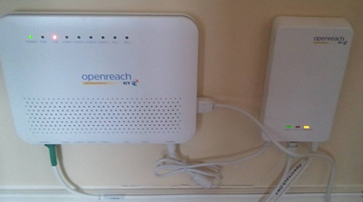 Ont Optical Network Termination Box With Apple A Bt