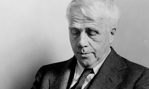 Sunday Snippet: Robert Frost (1874-1963)