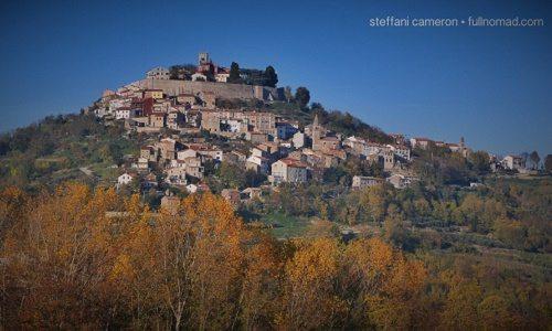 Istria's Motovun by Steffani Cameron