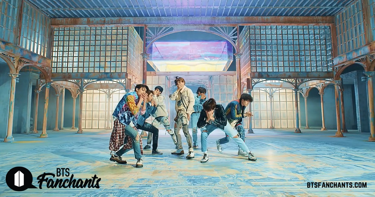 Love Magic Hd Live Wallpaper Bts Fake Love Fanchant Timed Lyrics And Fanchant With