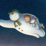 9. The Snowman