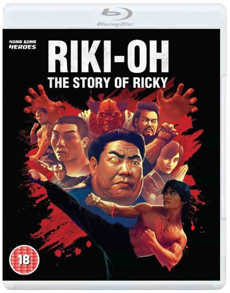 Riki-Oh_Blu-ray
