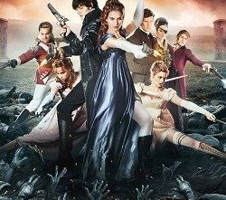 Pride Prejudice and zombies