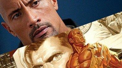 Dwayne Johnson to Play Doc Savage