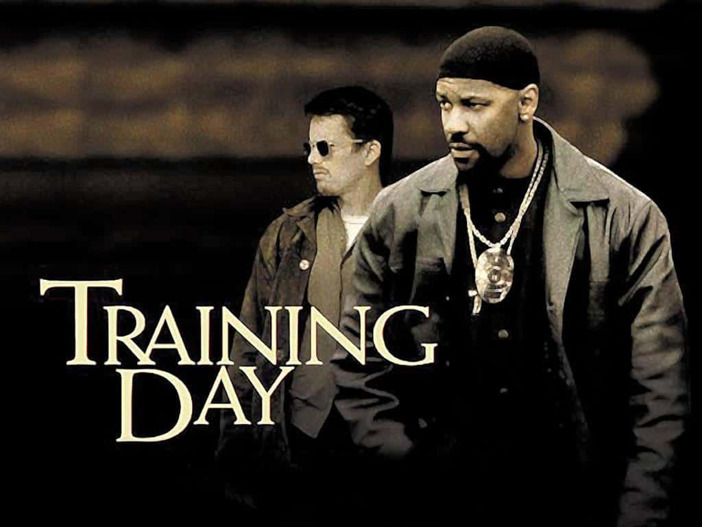 Police Officer Wallpaper Hd Training Day 2001 Review