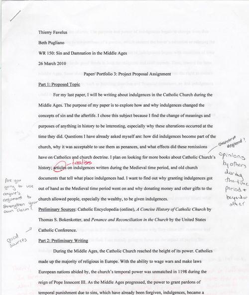 Digication e-Portfolio  Losing My Religion  3 Paper/ Portfolio