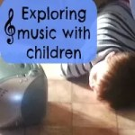 Music Exploration with children 12 – let's rock