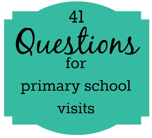 Questions to ask on primary school visits