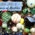 Fun and games at House of Marbles
