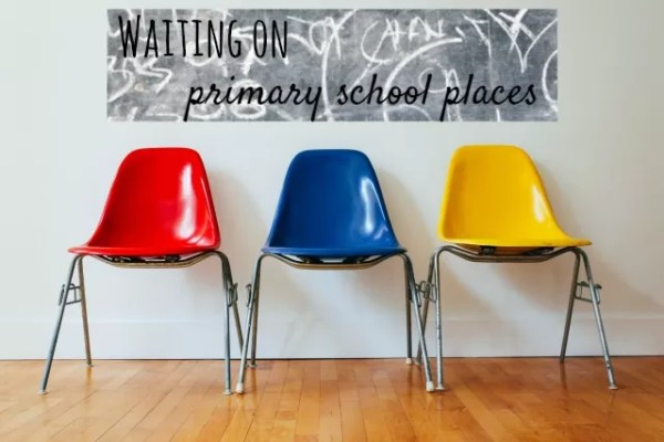 primary school place allocation - Bubbablue and me