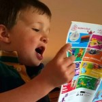 Living Arrows 2015 week 39 – reading and singing