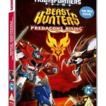 Transformers Prime – Predacons Rising DVD giveaway