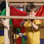 Living Arrows 2016 week 17 – play tent and forts
