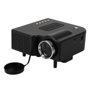 Best portable projector for iphone and ipad review for Best compact projector reviews