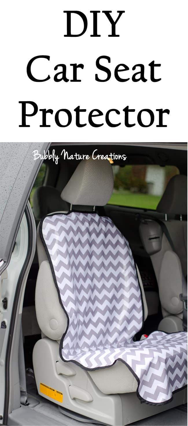 diy car seat protector sprinkle some fun. Black Bedroom Furniture Sets. Home Design Ideas