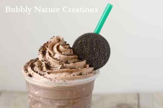 Mocha Cookie Frozen Coffee!