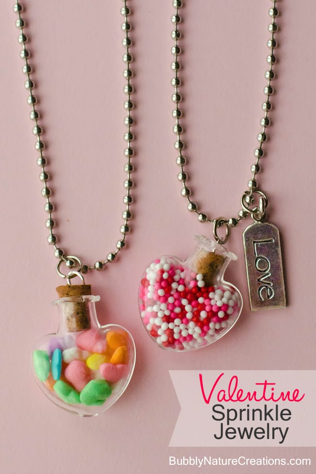 Valentine Sprinkle Jewelry 1-2