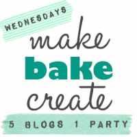 Make Bake Create Link Party #4