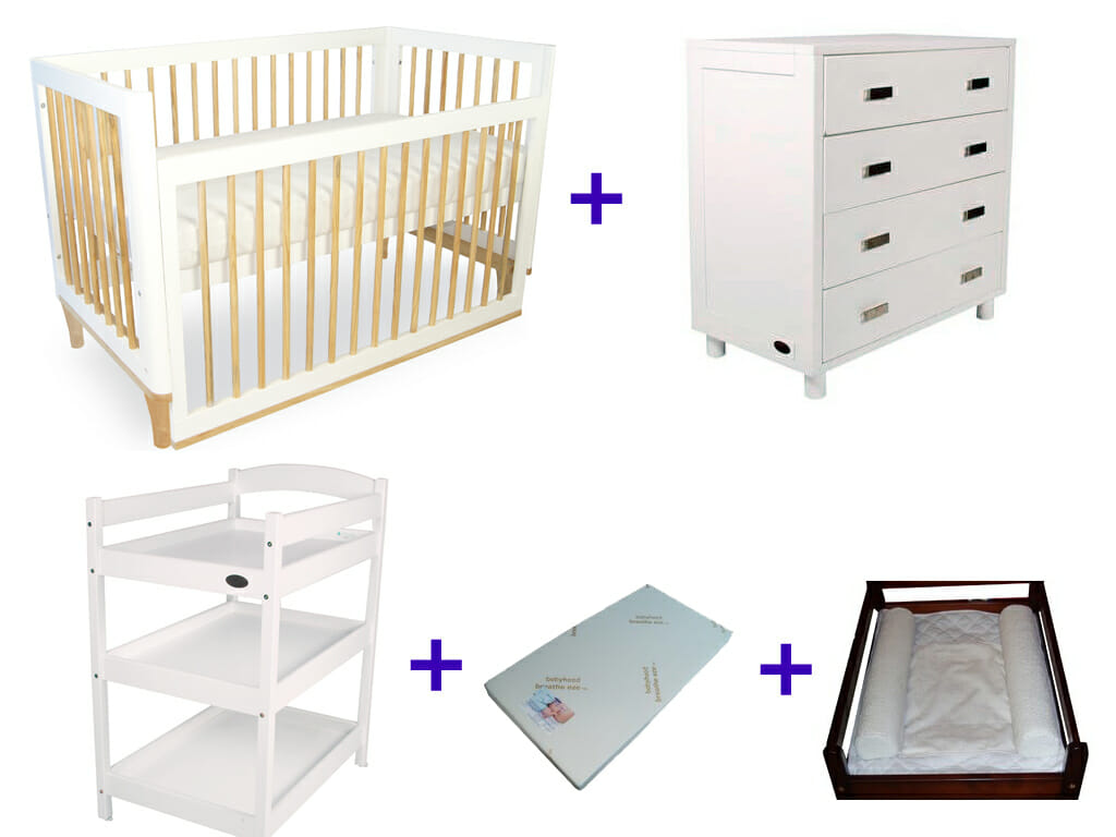 Baby Stores Adelaide Cot Package Deals
