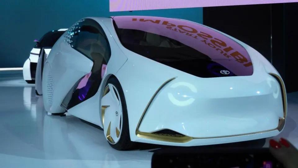 Toyota Aisha Tokyo Motor Show