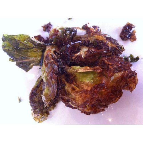 Medium Crop Of Deep Fried Brussel Sprouts