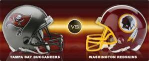 Buccaneers vs Redskins: Junior Galette