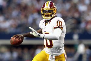 Redskins ready to move on from RG3