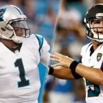 Carolina Panthers defense:too much for the Jags