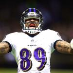 Steve Smith would quit football if Ravens traded him.