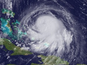 Hurricane Joaquin has NFL's eyes on it