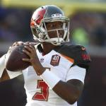 Jameis Winston's rookie passer rating on record pace