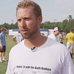 Connor Barth might be the kicker the Saints have been looking for.
