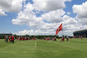 Buccaneers bring back joint practices.