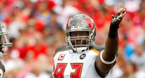 Gerald McCoy passes the torch.