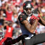 Mike Evans setting the bar high