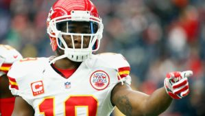 Chiefs injury report Wednesday recap.