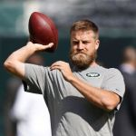 Ryan Fitzpatrick is excited to be a part of the Tampa Bay Buccaneers.