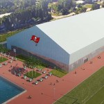 The Bucs will soon have a new indoor practice facility