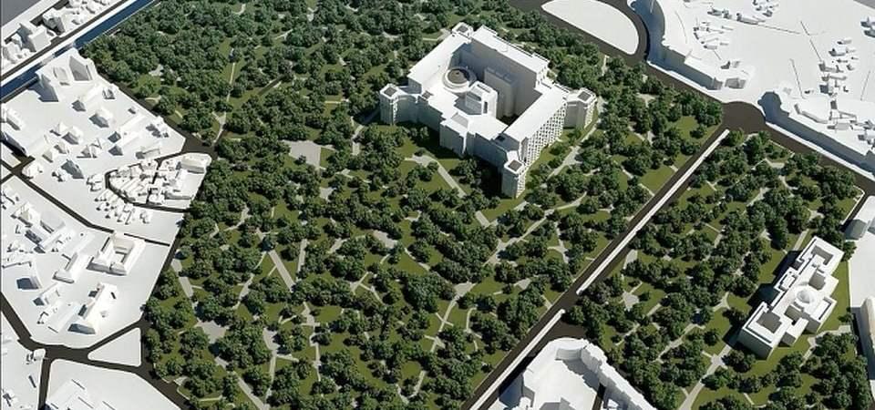 Primaria Capitalei NU SUSTINE proiectul MARII GRADINI CENTRALE a Bucurestiului! Vezi motivele invocate!